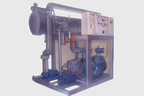 Manufacturers of Reciprocating chillers in India