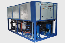 Manufacturer and Suppliers of water cooled scroll chillers
