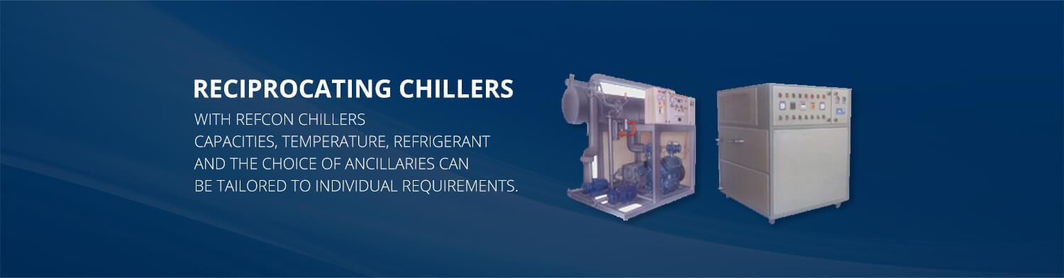 Reciprocating Chillers Manufacturers