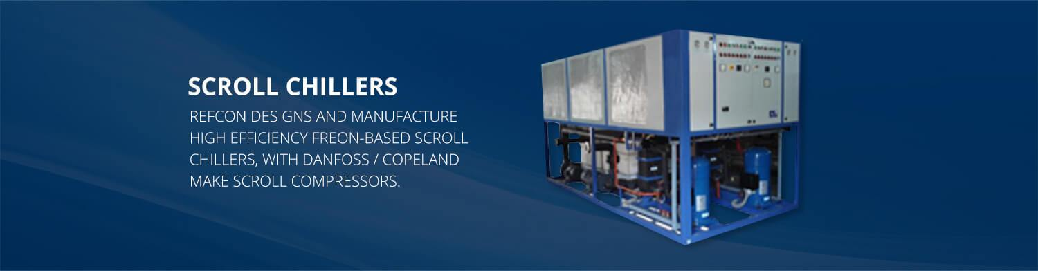 Scroll Chillers Manufacturers