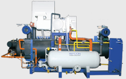water cooled chillers India